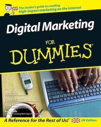 Vignette du livre Digital Marketing For Dummies
