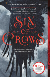 Vignette du livre Six of Crows
