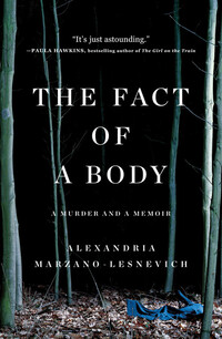 Vignette du livre The Fact of a Body