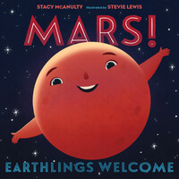 Vignette du livre Mars! Earthlings Welcome