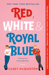 Vignette du livre Red, White & Royal Blue
