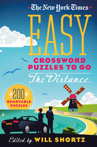 Vignette du livre The New York Times Easy Crossword Puzzles to Go the Distance
