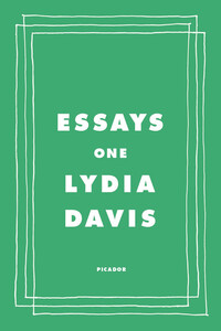 Vignette du livre Essays One