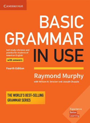 Vignette du livre Basic Grammar in Use: Self-Study Reference and Practice for Students of American English with Answers