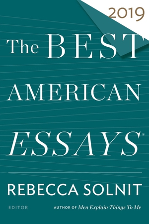 Vignette du livre The Best American Essays 2019