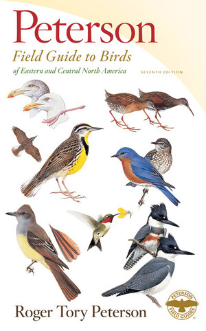 Vignette du livre Peterson Field Guide to Birds of Eastern & Central North America, Seventh Edition