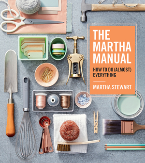 Vignette du livre The Martha Manual