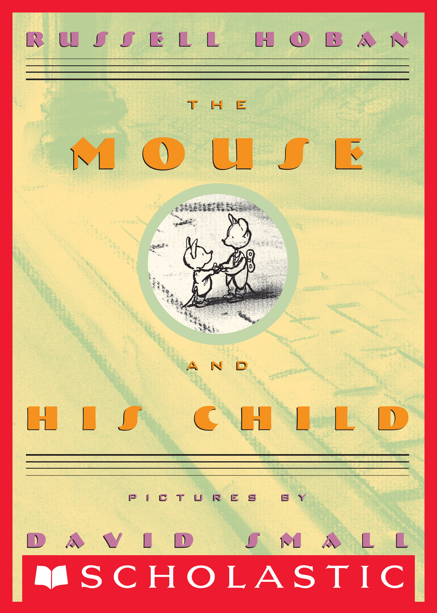 Vignette du livre The Mouse and His Child