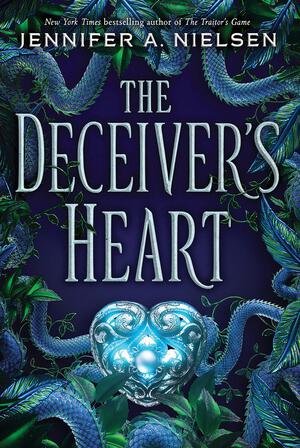 Vignette du livre The Deceiver's Heart (The Traitor's Game, Book 2)