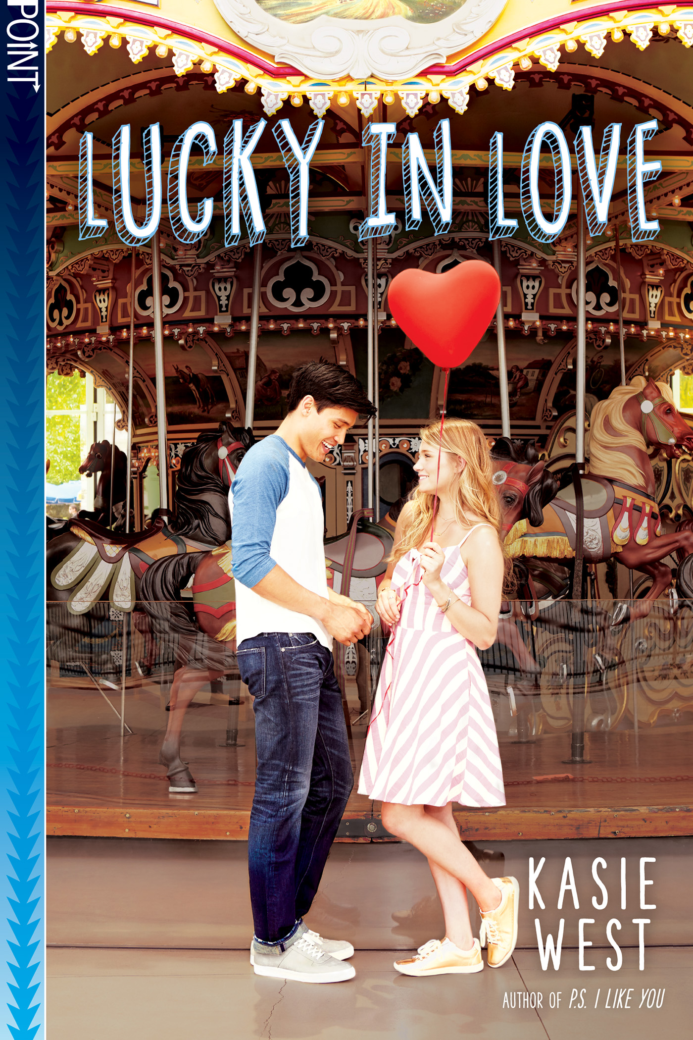 Vignette du livre Lucky in Love