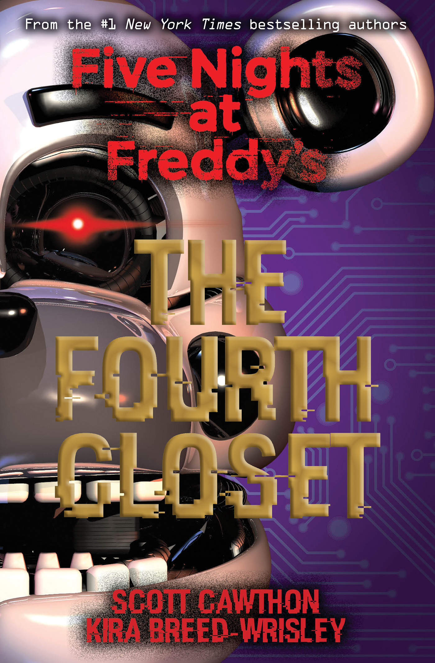 Vignette du livre Five Nights at Freddy's: Book 3
