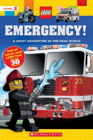 Vignette du livre Emergency! (LEGO Nonfiction)