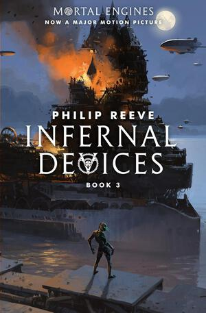 Vignette du livre Mortal Engines #3: Infernal Devices