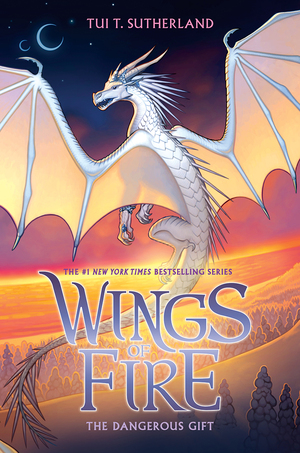 Vignette du livre The Dangerous Gift (Wings of Fire, Book 14)