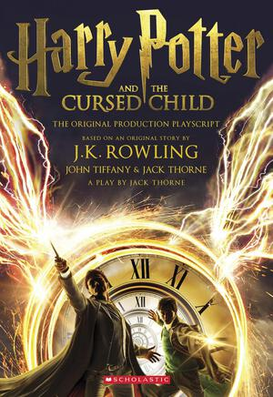 Vignette du livre Harry Potter and the Cursed Child, Parts One and Two: The Official Playscript of the Original West End Production