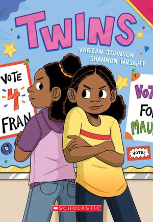 Vignette du livre Twins: A Graphic Novel