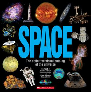 Vignette du livre Space: The Definitive Visual Catalog