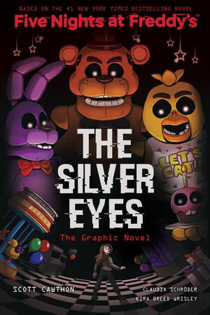 Vignette du livre The Silver Eyes (Five Nights at Freddy's Graphic Novel #1)