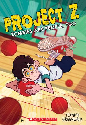 Vignette du livre Project Z #2: Zombies Are People, Too