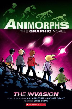 Vignette du livre The Invasion (Animorphs Graphix #1)