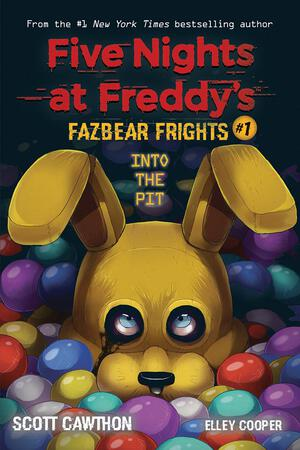 Vignette du livre Into the Pit (Five Nights at Freddy's: Fazbear Frights #1)