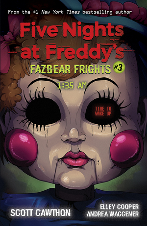 Vignette du livre 1:35AM (Five Nights at Freddy's: Fazbear Frights #3)