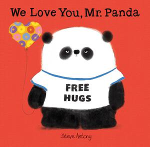 Vignette du livre We Love You, Mr. Panda