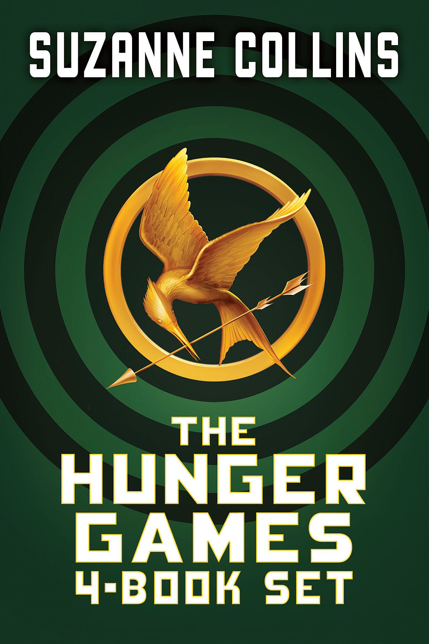Vignette du livre Hunger Games 4-Book Digital Collection (The Hunger Games, Catching Fire, Mockingjay, The Ballad of Songbirds and Snakes)