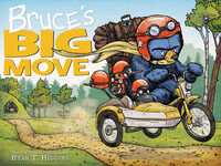 Vignette du livre Bruce's Big Move (A Mother Bruce Book)