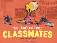 Vignette du livre We Don't Eat Our Classmates