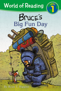 Vignette du livre World of Reading: Mother Bruce Bruce's Big Fun Day