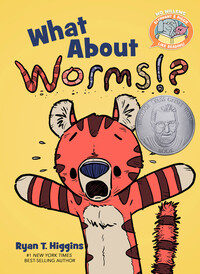 Vignette du livre What About Worms!? (Elephant & Piggie Like Reading!)
