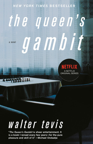 Vignette du livre The Queen's Gambit