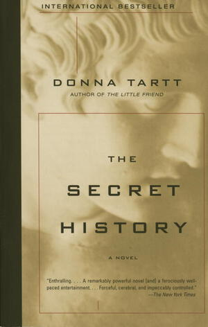 Vignette du livre The Secret History