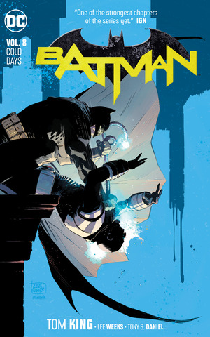 Vignette du livre Batman Vol. 8: Cold Days