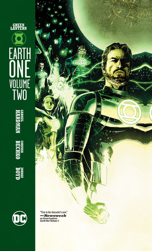 Vignette du livre Green Lantern: Earth One Vol. 2