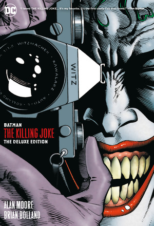 Vignette du livre Batman: The Killing Joke Deluxe (New Edition)