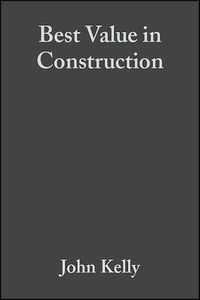 Vignette du livre Best Value in Construction