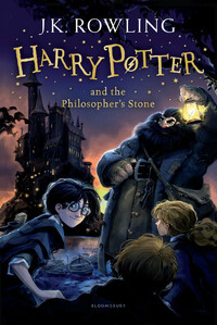 Vignette du livre Harry Potter and the Philosopher's Stone