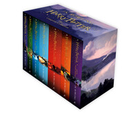 Vignette du livre Harry Potter Box Set: The Complete Collection (Children's Paperba