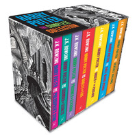 Vignette du livre Harry Potter Boxed Set: The Complete Collection (Adult Paperback)