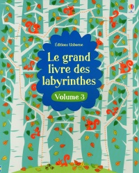 Le grand livre des labyrinthes T.3 - Kirsteen Robson