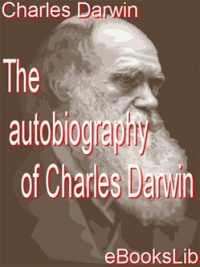 Vignette du livre The Autobiography of Charles Darwin
