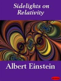 Vignette du livre Sidelights on Relativity