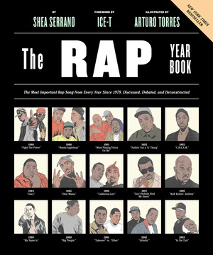 Vignette du livre The Rap Year Book