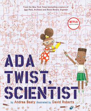 Vignette du livre Ada Twist, Scientist