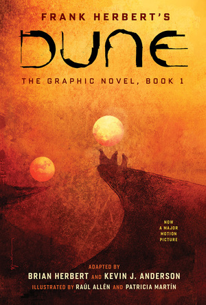 Vignette du livre DUNE: The Graphic Novel,  Book 1: Dune