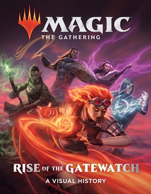 Vignette du livre Magic: The Gathering: Rise of the Gatewatch