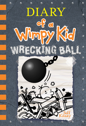 Vignette du livre Wrecking Ball (Diary of a Wimpy Kid Book 14)