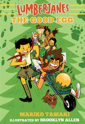 Vignette du livre Lumberjanes: The Good Egg (Lumberjanes #3)